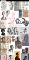 Sketchdump 15 by ZetsubouZed