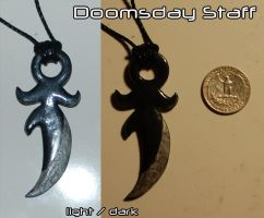 Doomsday Staff Pendant by Etherpendant