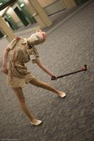 Cosplay - Bloody Nurses.... by LadyVincira