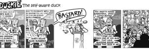 Duckie the Self Aware Duck 51 by CptMunta