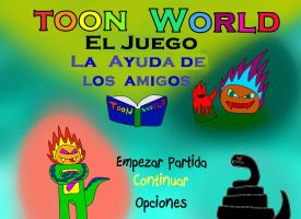 Toon World: The Game by Quilmer