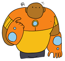 livestream-doodle Bravest Warriors 04 Wallow by theEyZmaster