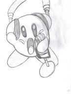 Kirby on the mic by fatguy88