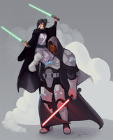 Commission: SWTOR by CPatten