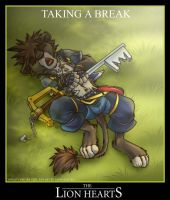 Kingdom Cubs Sora by alphaleo14