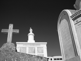 St. Louis Cemetery #1 5th, New Orleans by vanfoto
