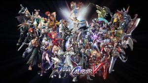 SoulCalibur V Characters by FARetis