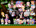 Super Marisa World by SrPelo