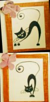 Collage (cats) ^-^ by Tanachi-Tan
