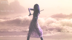 Lindsey Stirling TIME Beyond the Veil SUNSET by SeraphSirius