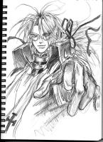 .Trinity BLOOD. by sheravira