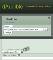 dAudible by zikes