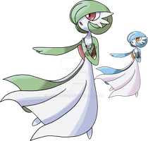 282 - Gardevoir by Tails19950