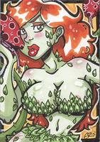 Trade - Poison Ivy by Poochums