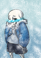 Blushy Sans by FrostPuppy96