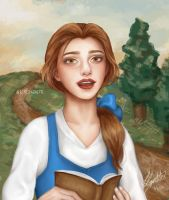 Belle by Renimesis