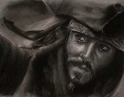 Captain Jack Sparrow by Heraldy