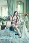 Porcelain paramours by Ophelia-Overdose