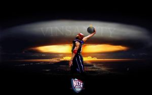 Vince Carter Wallpaper by e-klipse