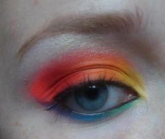Rainbow by ColourByMakeup