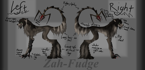Mutant Wolf Auction {OPEN} by Zah-Fudge
