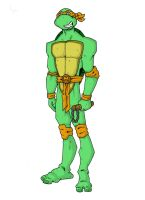 Michelangelo by B-man-G-man