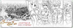Chapter 2 of my manga here on DA by Naschi