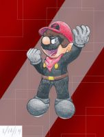 Mario Form 54 - Mr. M by Creation7X24
