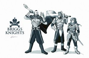 Briggs Knights by koosha