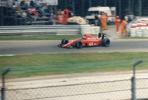 Gerhard Berger (Italy 1989) by F1-history