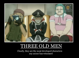 THREE OLD MEN Motivational by TOXiC-ToOtHpAsTe