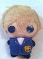Suoh Tamaki plushie - Ouran HSHC by mcmuter