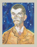Eugene Boch by Vincent Van Gogh by leady92