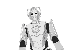 Cyberman by BlackySmith