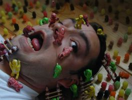 Attack of the jellybabies2 by Yohan-2014