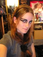 Midna Makeup Test II by Liquidfire3
