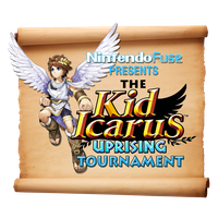 NintendoFuse Kid Icarus Uprising Tournament logo by Spinky1