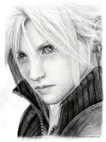 Cloud Strife by NekoWork