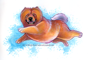 Chow Chow by bawky