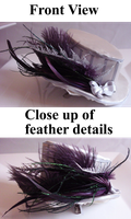 $20 Specialty Hat by MadameMika