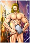 Thor. by Troianocomics