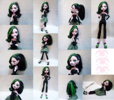 MH: Bella Donna Nightshade by KPenDragon