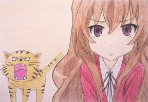 Palmtop Tiger by itweetie