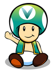 Vinesauce Toad by Stelar-Eclipse