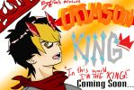 Crimson King Teaser by The-KingofFools