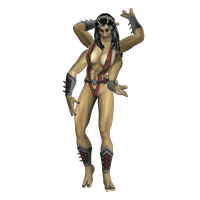 Sexy Sheeva Finished by KoDraCan