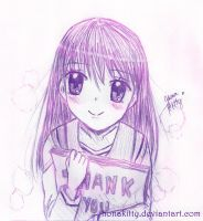 THANK YOU!!!! by jhonakitty