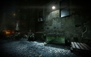 Crysis 2 - Alleys by JamieBayliss