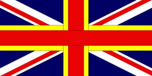 Variation of the Union Flag (including St.David) by YulianEruannoNoldor
