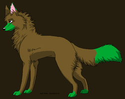Wolf Adoptable OPEN by DragonCartoons